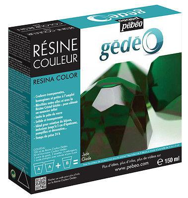 Gedeo Colour Resin Jade (grøn)
