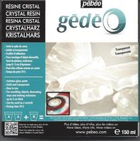 Gedeo Crystal Resin/klar