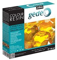 Gedeo Colour Resin Topaz/gul (150 ml)